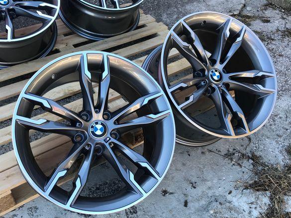 "18""BMW Style 668M 4x9j et35 4x4 x.drive X1-X3-X4-X5-3-5seria нови"