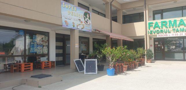 Inchiriez-Vând afacere Restaurant Catering zonă bună