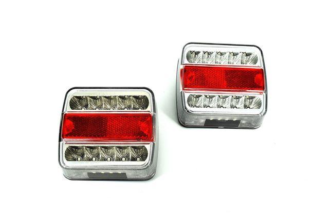 Lampa Stop Remorca Rulota Camion LED 12V