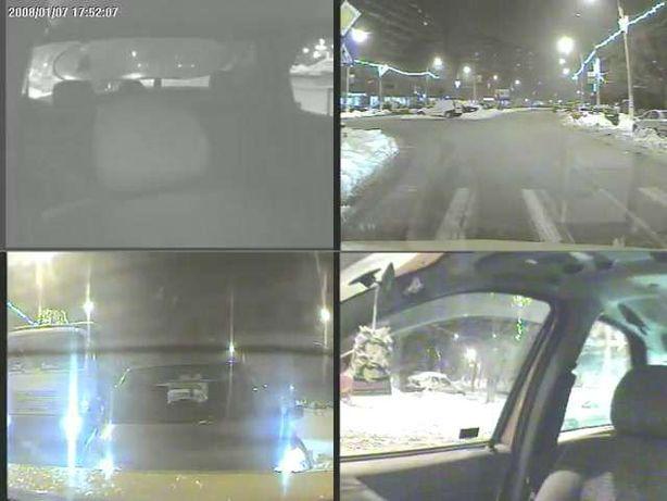 dvr auto cu 4 camere supraveghere simultan sau schimb