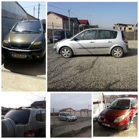 Piese/dezmembrari Renault scenic 2 si Rx4 /megane 2