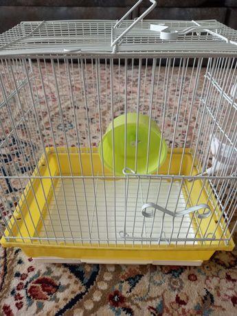 Клетка для хомяка