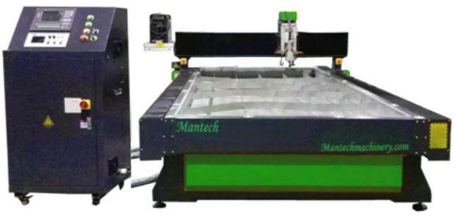 Plasma CNC Mantech