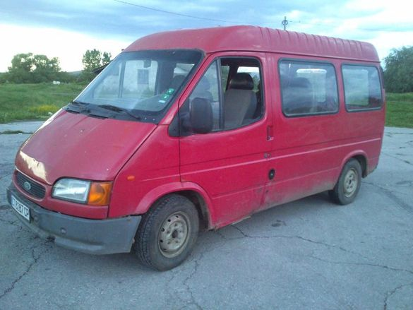 Ford Transit(Форд Транзит) 2.5 D на части