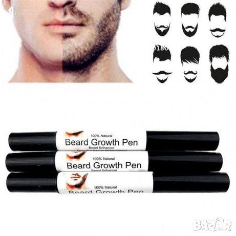 маркер за растеж на брадата
