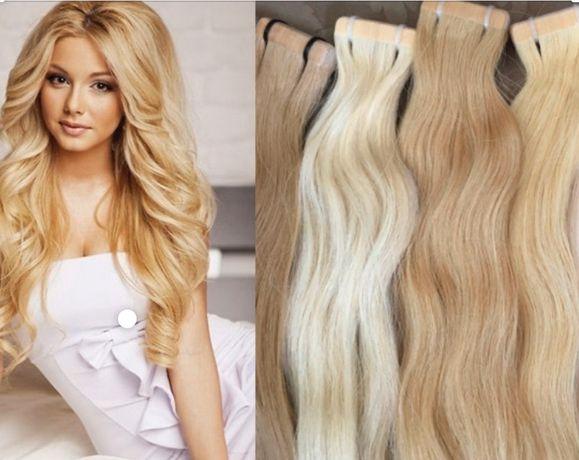 Ленточное наращивание волос коррекция 15000 т.Снятие волос