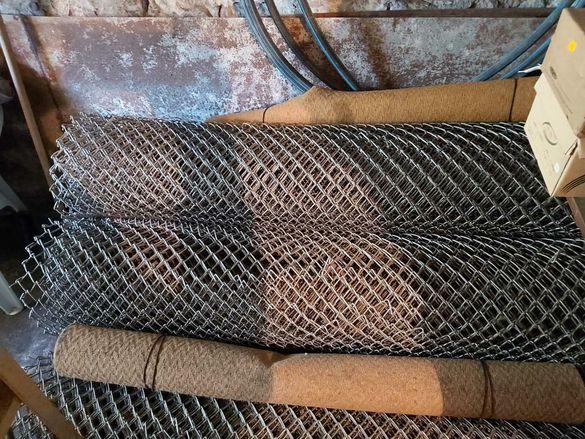 Мрежа за ограда- алуминиева