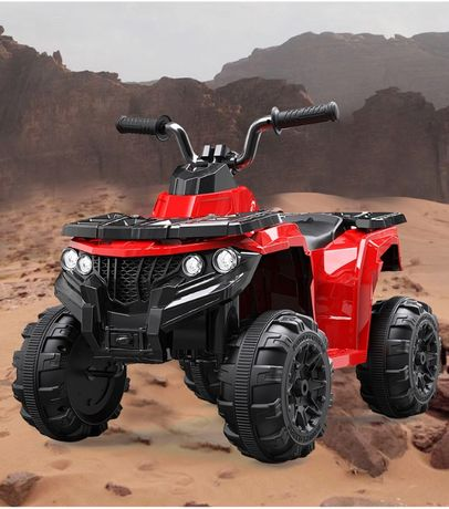 Mini ATV electric Panda BB3201 25W STANDARD #Rosu
