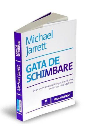 Michael Jarrett - Gata de schimbare