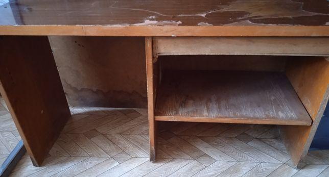 Тумбочка деревянная