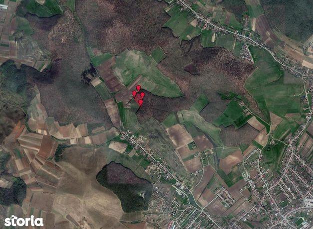Teren extravilan 9,700 mp, Sancraiu de Mures, jud. Mures