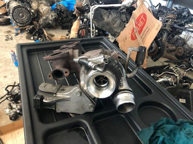 Turbina BMW 320 177 cp cod 49136-05870