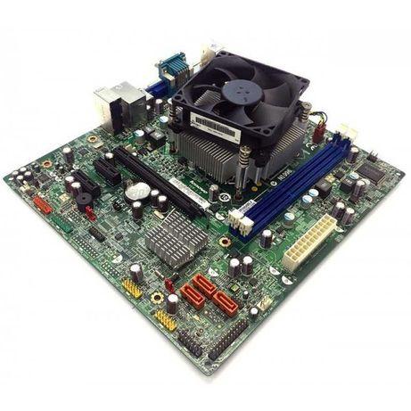Placa de baza 1155 + Procesor i7 3770S 3.1 GHz + Cooler + Garantie