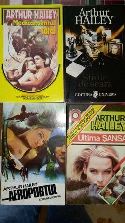 Carti de Arthur Hailey