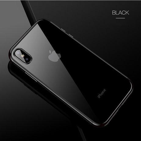 Husa Silicon iPhone X iPhone XS