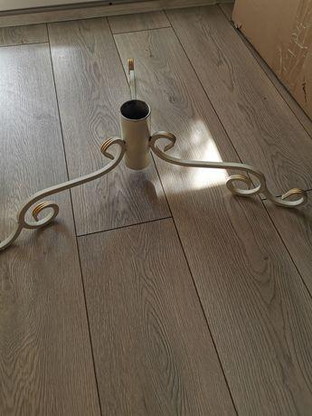Кованая подставка для ёлки