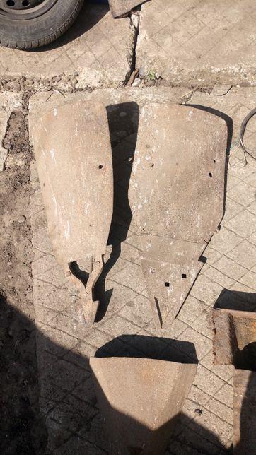 Antichități unelte gospodărești câmp plug-Semănătoare? Animale aliment