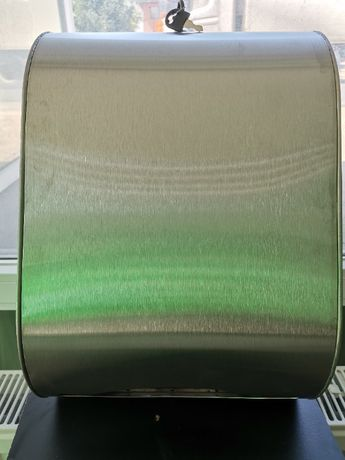 dispenser prosoape hartie pliate din inox satinat