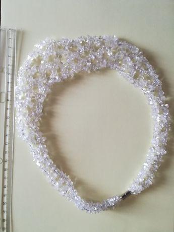 Colier quartz accesoriu bijuterie