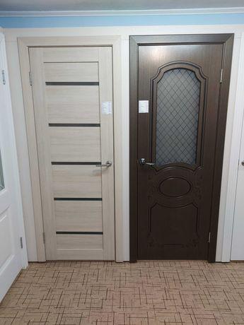 Двери межкомнатные и металлические