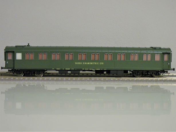 Vagon CFR dinamometric, epoca IV, H0, AF 20002