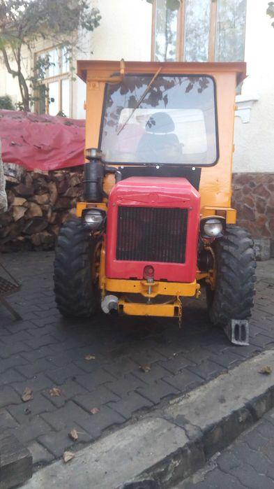 Tractoras,super util cu plug inclus Turda - imagine 1