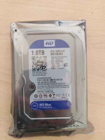 Новые жесткие диски для ПК 1ТБ/ Kaspi red!
