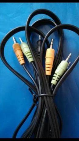 Cablu 5.1 jack 3x3jack stereo etc preț fixxx !
