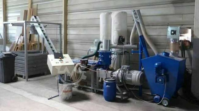 Afacerea viitorului - Etamat Biogas Pellet