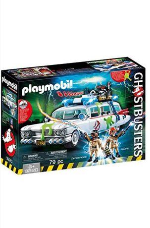 Chostbuster Playmobil masina limuzina cadilac