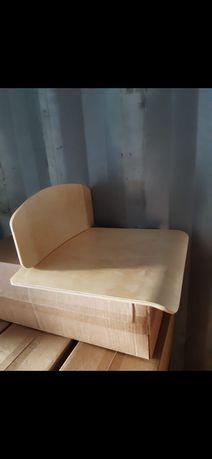 Фанера Гнутоклеенная сиденье и спинка комплект стул Школьный