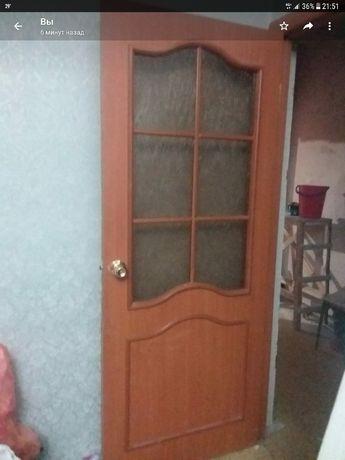Межкомнатные двери б\у
