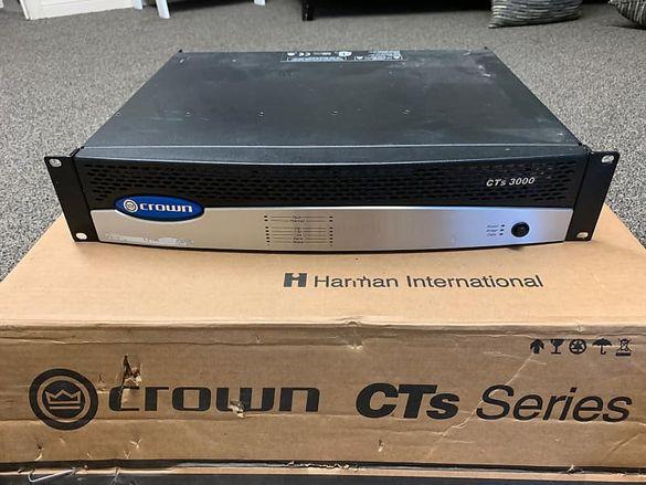 Крайно стъпало CROWN - CTs3000