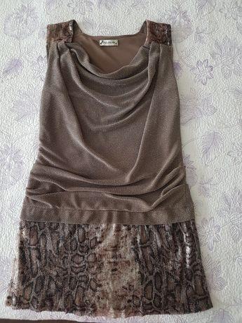 Платье вечернее 44-46р