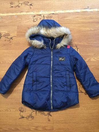 Продам куртку на мальчика 5-6 лет