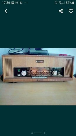Radio Philips lampi