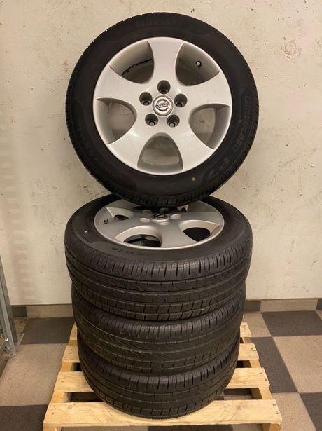 Set roti de vara Nissan 205/55R16  91V Pirelli