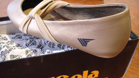 Дамски летни обувки GOLA тип балеринки 100% ест.кожа