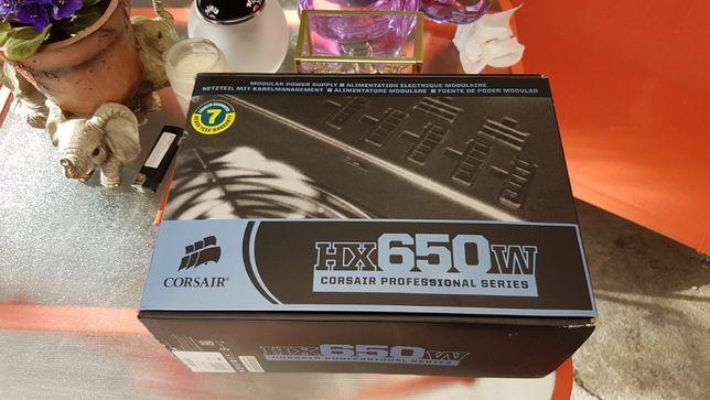 Sursa PC Corsair 650W - noua ! profesionala modulara gaming