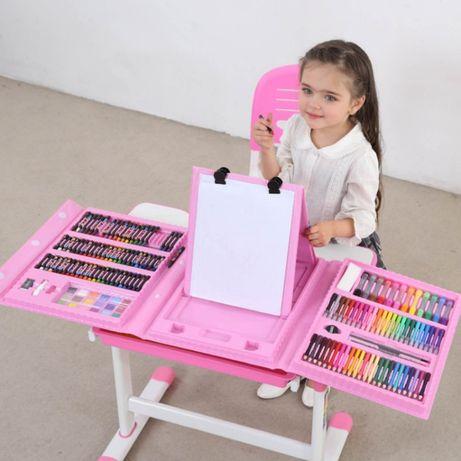 Подарки для детей! Набор художника 208 предметов!