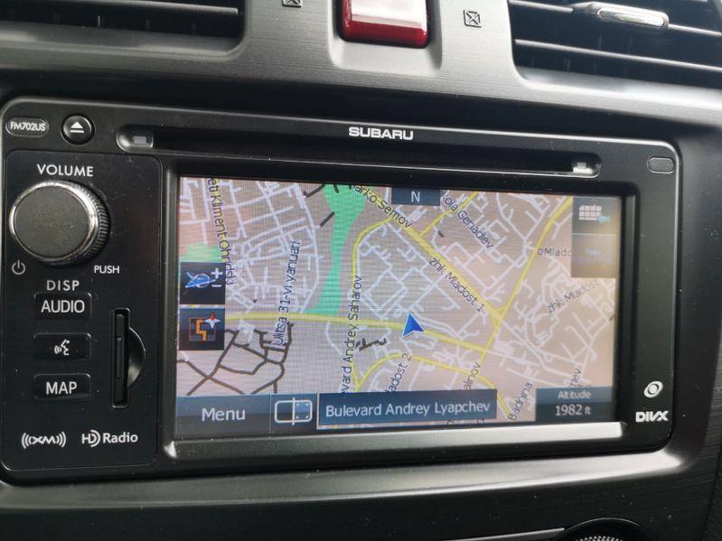 Subaru Crosstrek Sd Card Субару Impreza Сд Карта 2019гд DIVX Premium гр. Пазарджик - image 1