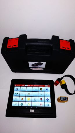 Kit Tester Auto Tableta Launch originala V 10.1' v2021 + Easydiag 3.0S