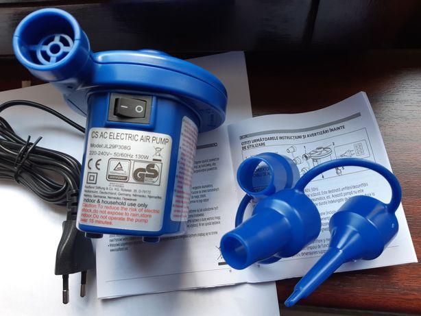 Pompa electrica 220V umflare si dezumflare gonflabile plaja/campinG