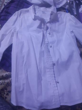 Блузка на 9-10 лет