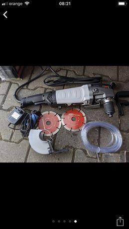 Mașina Elprom de făcut canale cablu electric/sanitare cu apa (2500W)