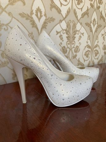 туфли для торжественного случая на свадьбу