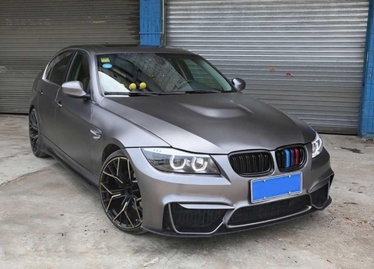 Bara Fata BMW Seria 3 E90 (08-11) M4 CSL Design