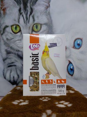 Корм для корелл Лоло,LOLO корм для средних попугаев.