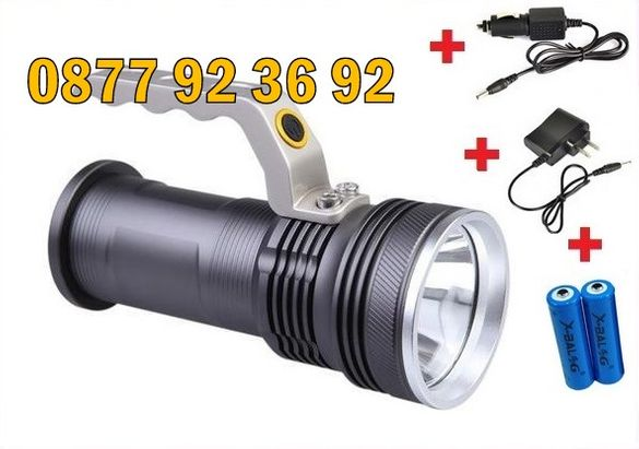 LED МОЩЕН ПРОЖЕКТОР, фенер, модел: BL-T801