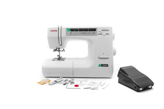 Janome 7524А Электромеханическая швейная машина